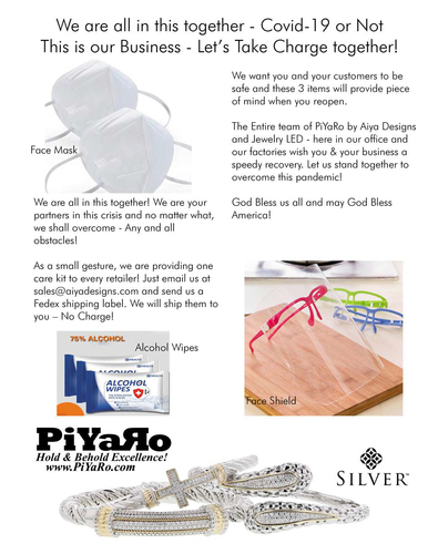 PiYaRo offers complimentary Care Kits for Jewelers  PiYaRo Care Kit (1)-25