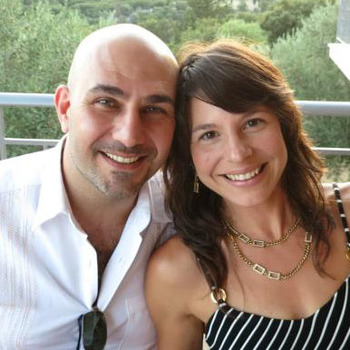 Spotlight on Jewelers Supporting Jewelers:  Metal Pressions of Savannah, Gives Back with Retail Partners  Andreas and Elisha of Metal Pressions copy-70