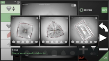 Benefits and How to Securely identify lab-grown diamonds from natural diamonds with Opsydia