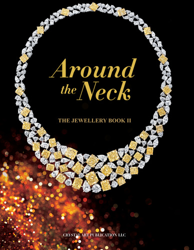 Crystal Art Publication releases latest jewellery coffee table book 'AROUND THE NECK 01 Around The Neck_ Final cover-54