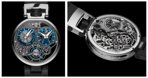 BOVET Unveils New Limited OttantaSei Edition in Platinum Bovet-87