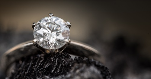 GIT Urges Consumers to Buy Certified Diamonds from Renowned Labs DiamondPhoto3-95