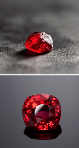 Sant Enterprises Introduces the 'Rose of Mozambique'  Gemfields Ruby Rose of Mozambique-61