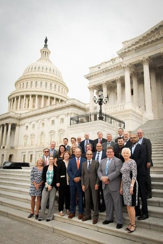 Jewelers Bring Industry Messages to Capitol Hill japac-4