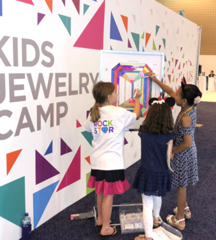 SJTA Kids Jewelry Camp Returns