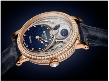 BOVET Introduces the Récital 23 Moon Phase
