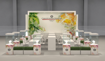 Christopher Designs raises profile at Luxury and JCK 2019