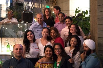 Diamond Club West Coast Organizes a Social Soiree with Other Leading Organizations