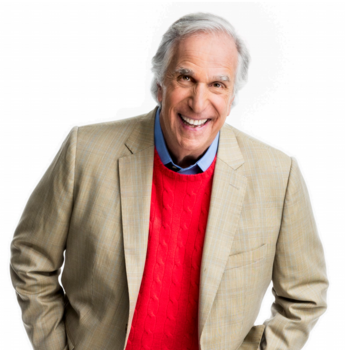 Henry Winkler to Keynote at AGS Conclave