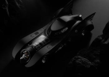 Kross Studio and Warner Bros. Consumer Products unveil collectible 1989 Batmobile X Kross Studio Desk Clock