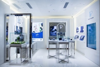 Platinum Guild International Launches First Platinum Jewelry Exclusive Showroom