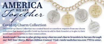 Rembrandt Charms Launches Heroes Contest