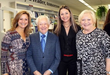 The Schonwetter Family Launches The Mark Schonwetter Holocaust Education Foundation