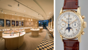 Stephen Silver Fine Jewelry partners with Phillips in Association with Bacs & Russo for one-day Bay Area exhibition of rare timepieces from the GAME CHANGERS auction