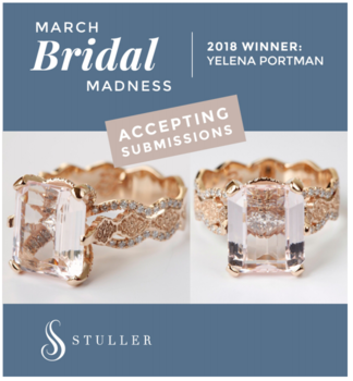 Stuller Now Accepting Bridal Designs For Annual Competition