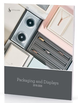 Stuller Releases New Packaging and Displays Catalog