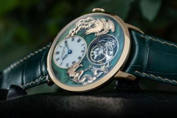 Arnold & Son launches new Ultrathin Tourbillon Dragon & Phoenix timepieces