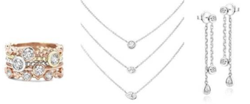 "FOREVERMARK LAUNCHES THE FOREVERMARK TRIBUTEâ""¢ COLLECTION FOR THE HOLIDAYS"