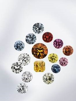 Fall 2017 Gems & Gemology Features Colored Gemstones and Synthetic Diamonds