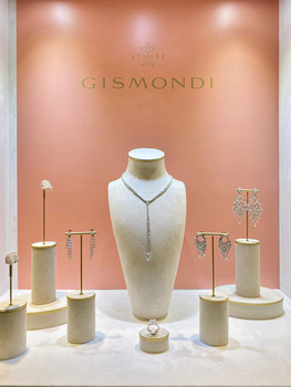 Gismondi 1754 Premieres at DJWE - Doha Jewellery Watches Exhibition