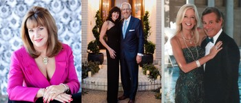 Cathy Calhoun, David and Julia Gardner, and Steve and Judy Padis Inducted into National Jeweler Hall of Fame