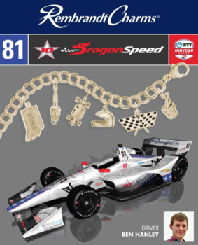 IndyCar Added to Rembrandt Charms Consumer Campaign