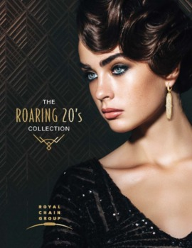 Royal Chain's Holiday Gold Collection Transports to the 1920's