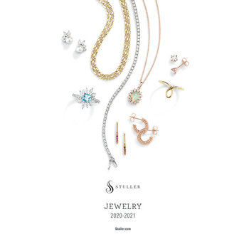Stuller Releases New Jewelry Catalog