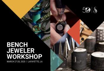 Stuller Announces 2020 Bench Jeweler Workshop