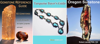 Just in Time for the Tucson Gem Shows: Three eBooks to help your shopping